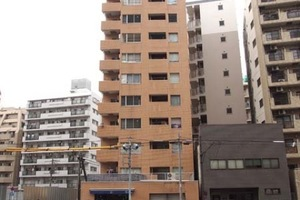 トーカン上野北キャステールの外観