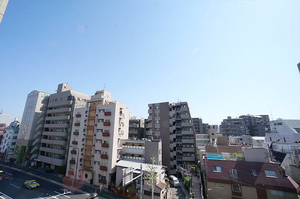 クラッシィハウス新宿中落合
