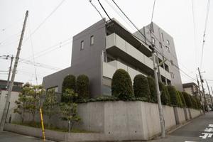 駒沢ハウスの外観