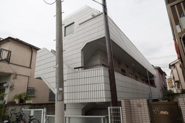 パルムメゾン高円寺の外観