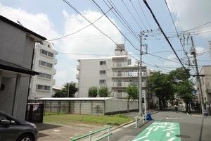 堀切菖蒲園ダイヤモンドマンションの外観