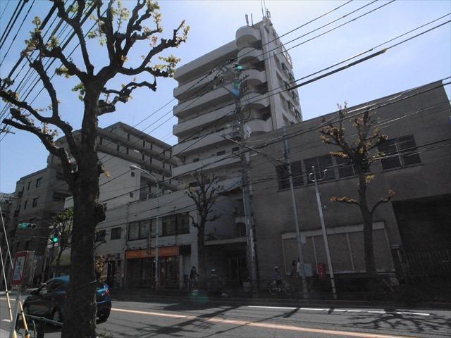 迦葉高円寺マンションの外観