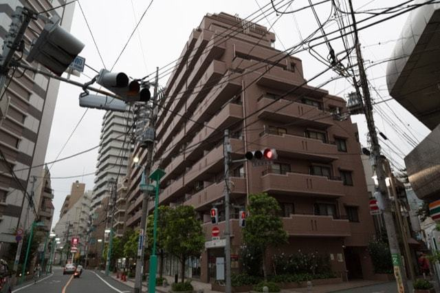 藤和シティホームズ荻窪駅前の外観
