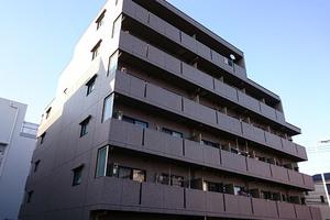 ルーブル蒲田南参番館の外観