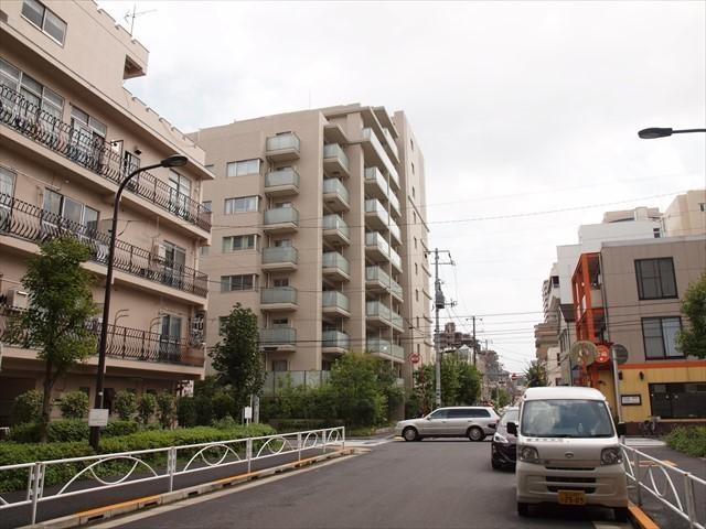 パークホームズ錦糸町猿江恩賜公園の外観