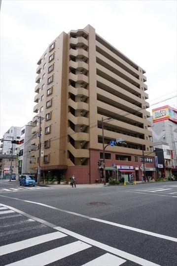 セザール横浜関内の外観