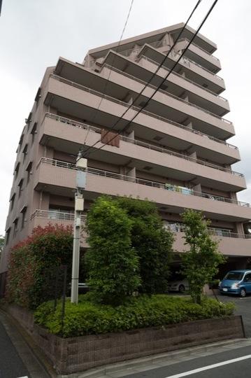 クリオ新江古田の外観