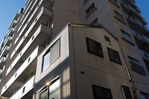 グランドメゾン駒沢の外観