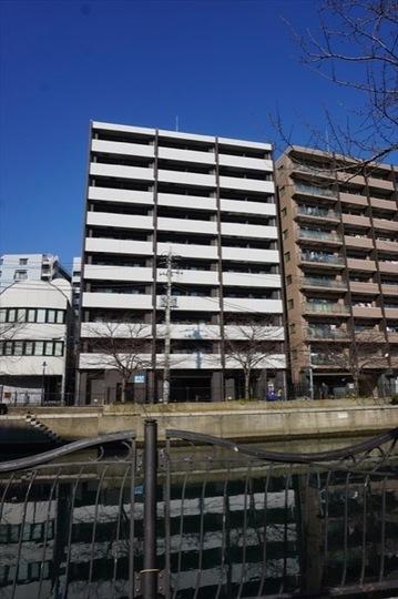 ラグジュアリーアパートメント横浜黄金町の外観