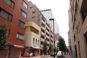 メゾン・ド・ヴィレ神田神保町の外観