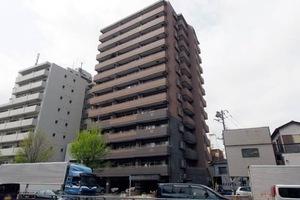 日神パレステージ竹ノ塚第2の外観