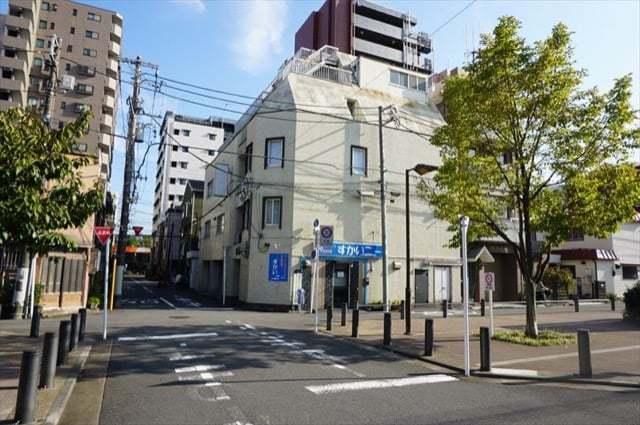 ビレッタ横浜の外観