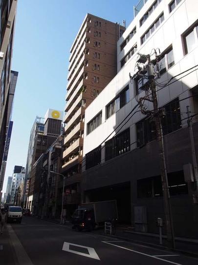 ガーラ日本橋一丁目の外観