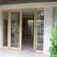 プレストジュール竹の塚のエントランス
