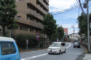 スカイコート新宿落合南長崎駅前の外観