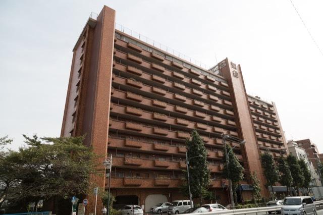 高井戸永谷マンションの外観