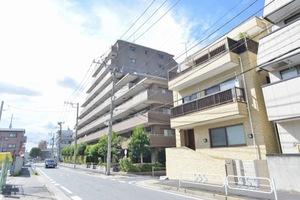コスモ平井南リバータウンの外観