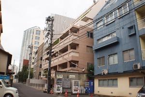 コーポ葵赤坂の外観