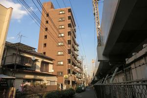 フェニックス笹塚壱番館の外観