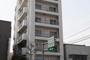 代田橋ハイムの外観