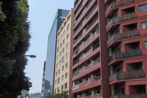 第22宮庭マンションの外観