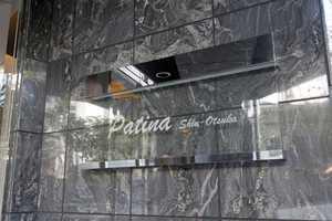 パティーナ新大塚の看板