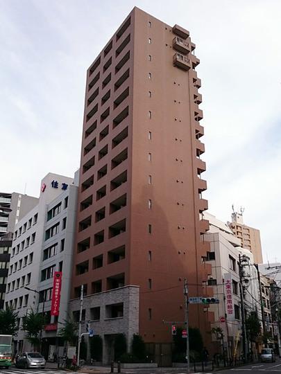コンシェリア蒲田(大田区蒲田4丁目)の外観