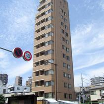 ラグジュアリーレジデンス新宿ソラーレ