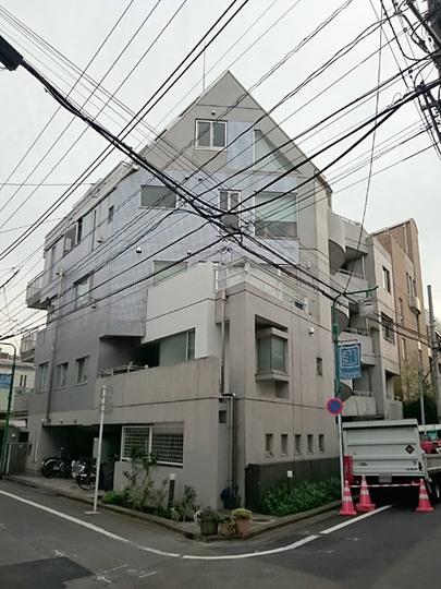 大岡山ハウスの外観