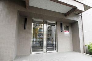 メインステージ早稲田のエントランス