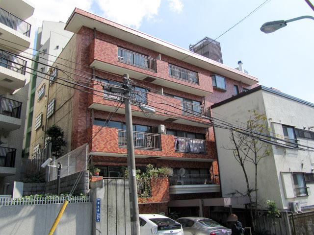 ヴァンヴェール渋谷