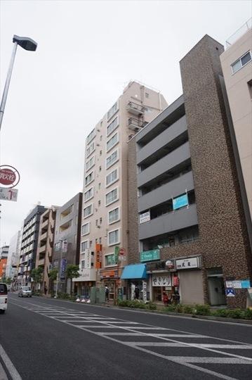 武蔵小杉サマリヤマンションの外観