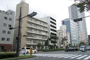 東中野パレスマンションの外観