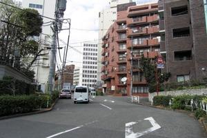ゾンネンハイム渋谷の外観