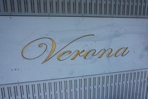 ヴェローナ大井南ルッソグランデの看板