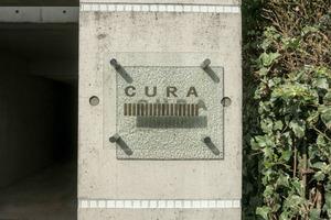 CURA(クーラ)の看板