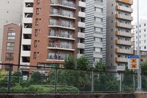 リヴシティ中央区築地の外観