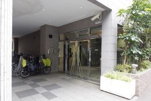 日神パレステージ板橋本町第6のエントランス