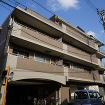 多摩川中野島パークホームズ3番館