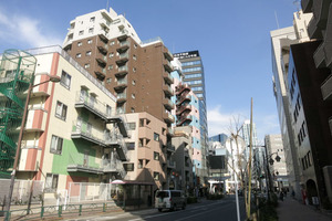 スカーラ西新宿シティプラザの外観