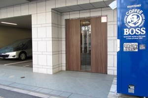 サンテミリオン新中野弐番館のエントランス