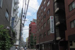 カテリーナ新宿御苑第3清水ビルの外観