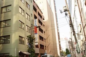 スカイコート神田壱番館の外観