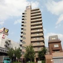 ロイヤルタワーお花茶屋