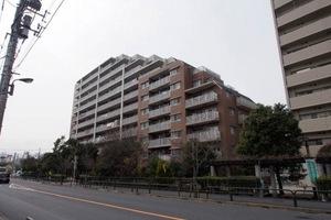 グランスイート綾瀬桜木橋の外観