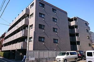 ルーブル蒲田南弐番館の外観