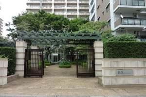 パークタワー東京イーストのエントランス