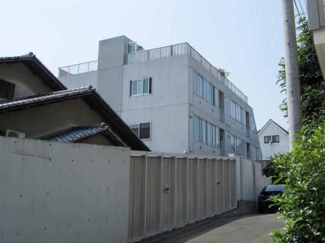 神楽坂南町アパートメント