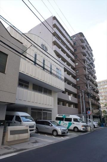 スパージオ横浜反町の外観