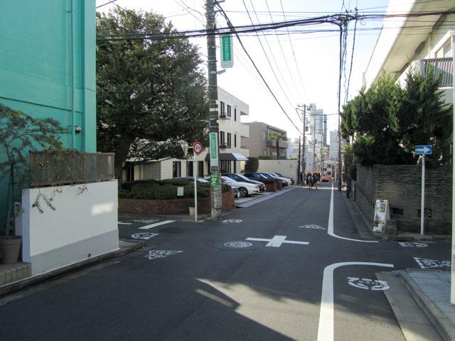 表参道シティハウス(渋谷区)の外観